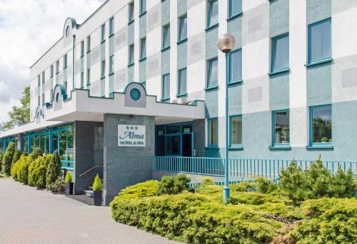 . SPA Barlinek, Hotel Alma & SPA