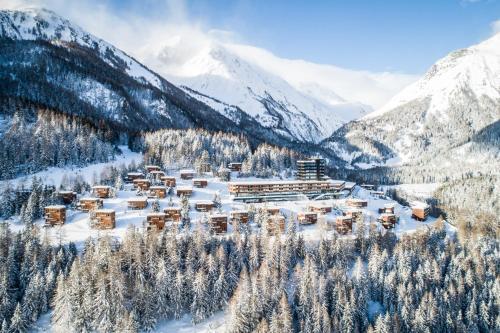 Gradonna Mountain Resort Chalets & Hotel Kals am Großglockner
