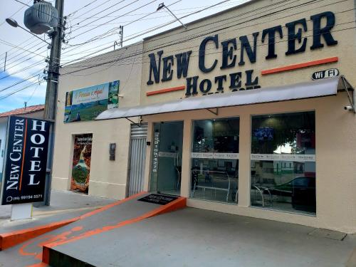 New Center Hotel