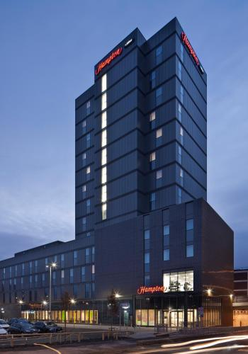 . Hampton By Hilton Leeds City Centre
