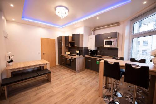 Modernes Apartment in Citynähe für bis zu 8 Personen