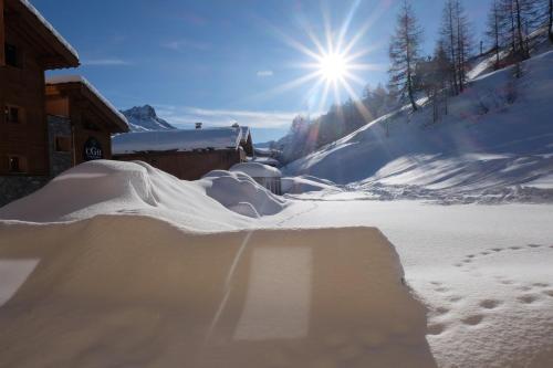 Appartement Soleil Blanc Résidence Lodge des neiges - Hotel - Tignes