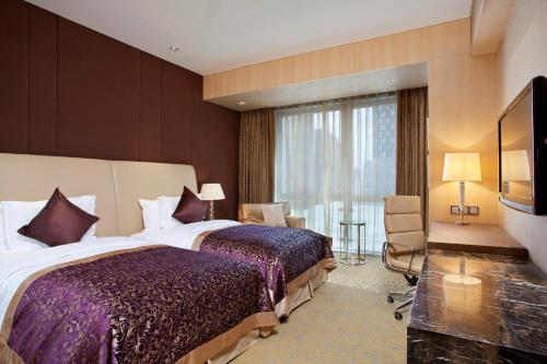 Crowne Plaza Beijing Chaoyang U-Town photo 12