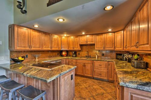 Park City Mountain Cabin with Pool and Hot Tub Access! Main image 2
