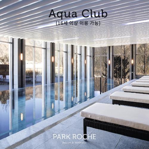 PARK ROCHE Resort & Wellness - Hotel - Jeongseon