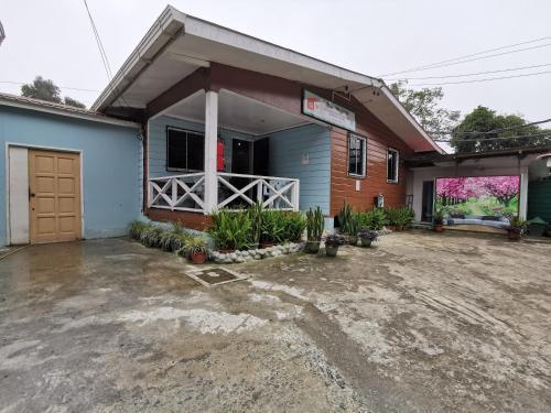 Tahubang Lodge, Ranau