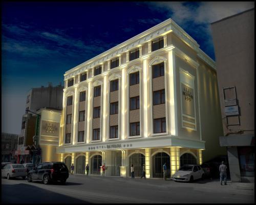 Konya Baykara Hotel odalar