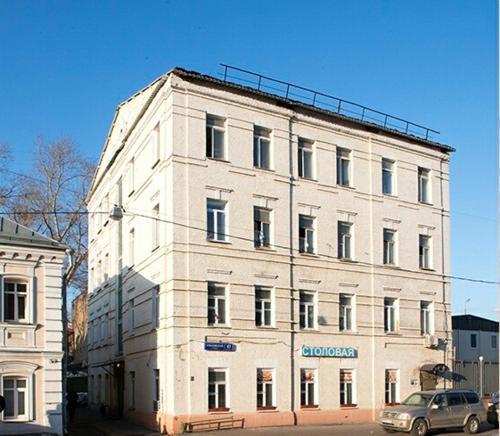 HotelHot Olkhovskaya