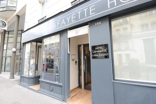 Lafayette Hotel - Hôtel - Paris