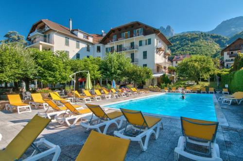Hotel du Lac - Hôtel - Talloires-Montmin