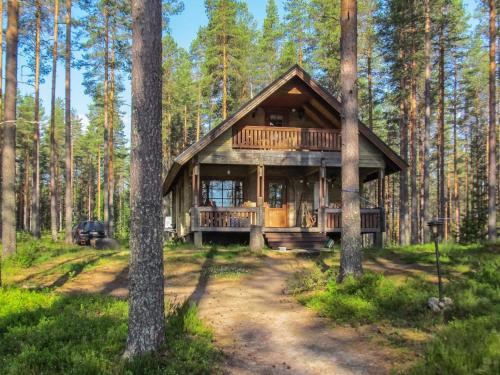 Holiday Home Pilkkaniemi