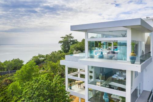 Villa Sasipimon - Panoramic Duplex Studio