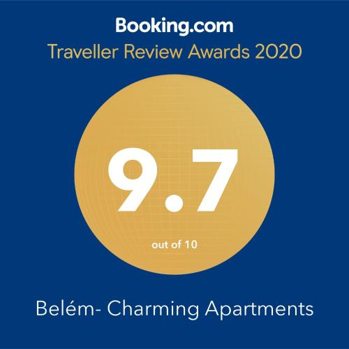 Belem- Charming Apartments, Lisboa