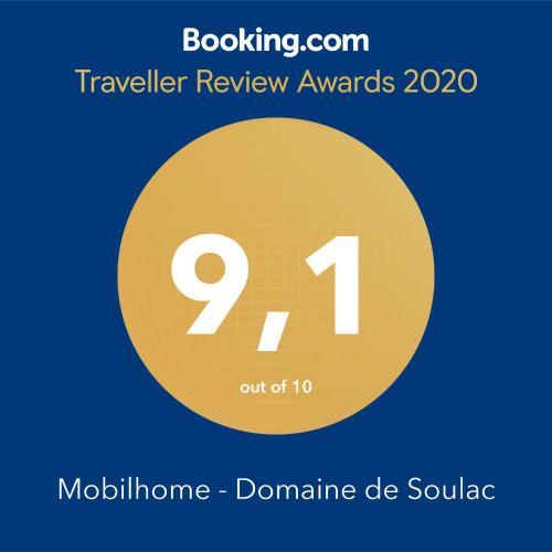 Mobilhome - Domaine de Soulac