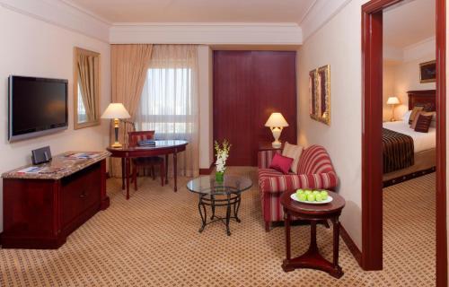Intercontinental Cairo Citystars room Valokuvat