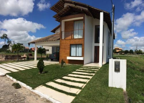 Casa no Condominio Aguas da Serra em Bananeiras-PB