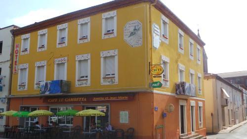 . Hotel Le Gambetta