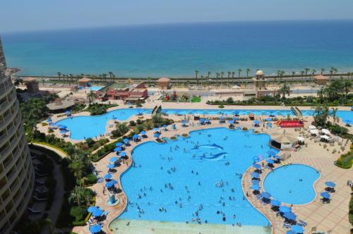 Apartments at Porto Ain Sokhna Resort Club - Families Only
