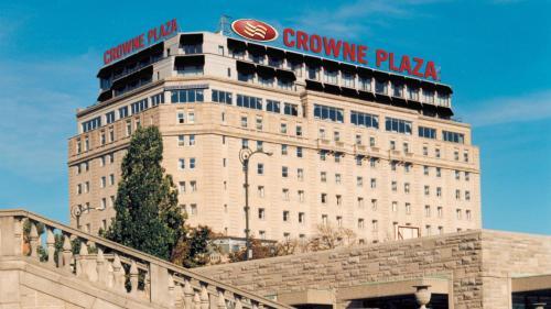 Crowne Plaza Hotel-Niagara Falls-Falls View