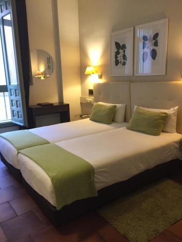 Double or Twin Room Hotel Leonor de Aquitania 14