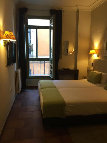 Double or Twin Room Hotel Leonor de Aquitania 13