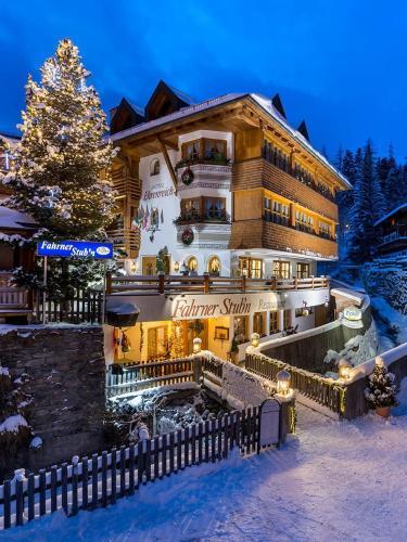 Hotel Ehrenreich St. Anton am Arlberg