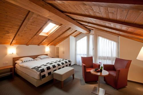 Hotel Allalin Saas-Fee