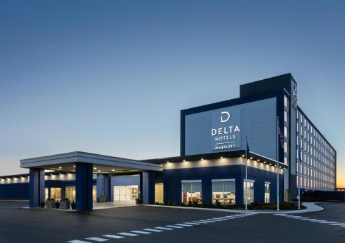 . Delta Hotels by Marriott - Indianapolis Airport