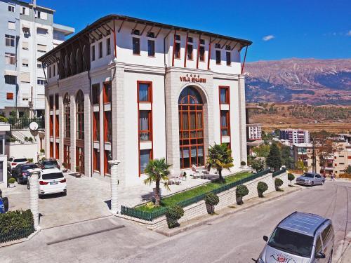 Фото отеля Hotel Vila Sharm