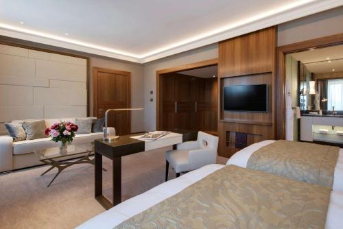 Grand Hotel Kempinski Riga In Latvia Room Deals Photos Reviews