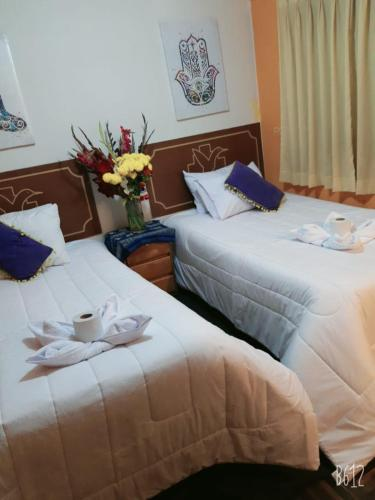 Hotel Hospejade Amankaes de San Blas