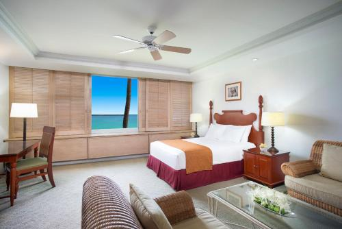 Oceanfront Suite One King