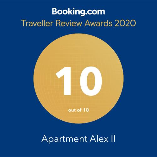. Apartment Alex II