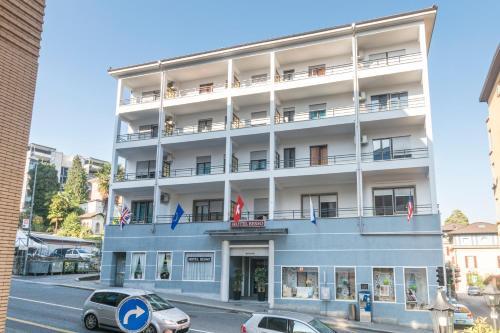 Hotel Besso Lugano, 6900 Lugano