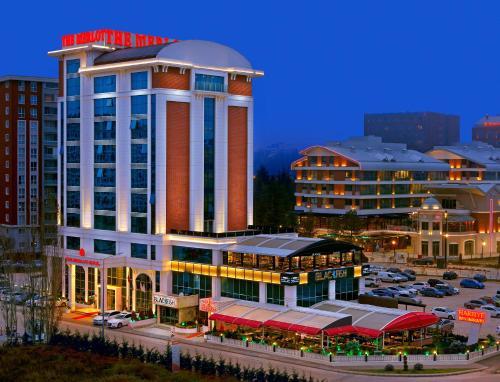 . The Merlot Hotel Eskisehir