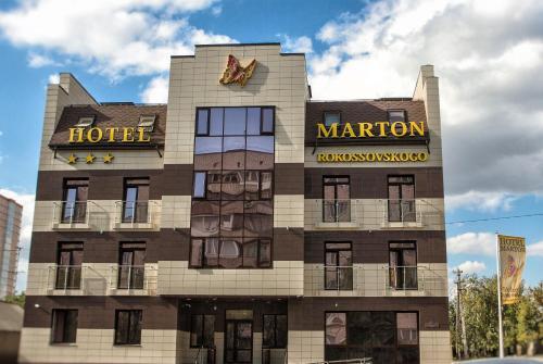. Hotel Marton Rokossovskogo