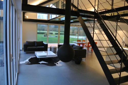 La Maison Contemporaine, Pension in Namur