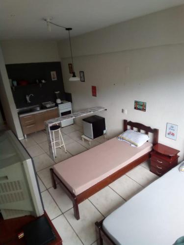 Econômico e funcional no centro de Foz. (Photo from Booking.com)