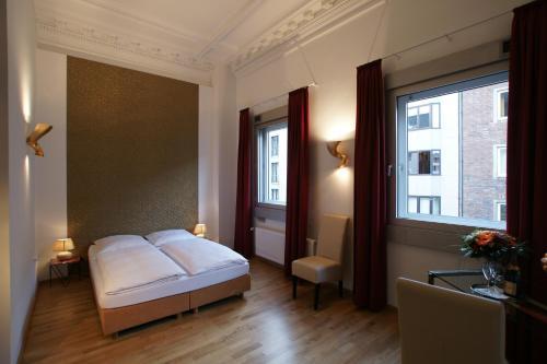 Hotel Stern impression
