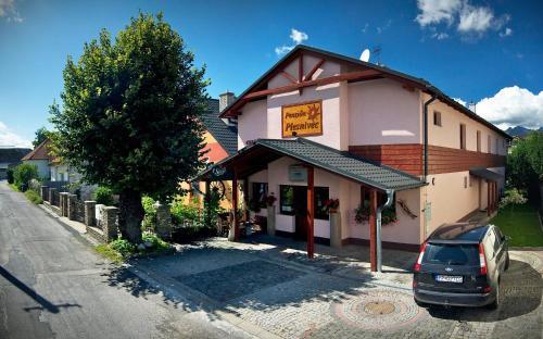 Penzion Plesnivec - Poprad