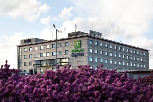 Holiday Inn Express Bradford City Centre, An Ihg Hotel