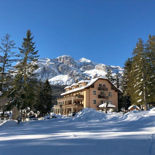 Boutique Hotel Villa Blu Cortina Cortina d'Ampezzo