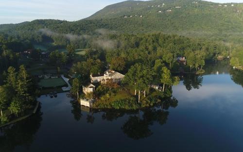 The Greystone Inn - Hotel - Lake Toxaway