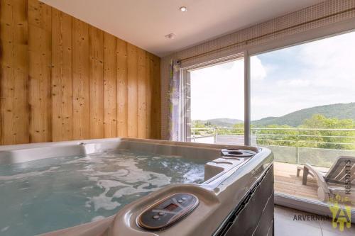 Gite Haumea Spa - Hotel - Chambon-sur-Lac