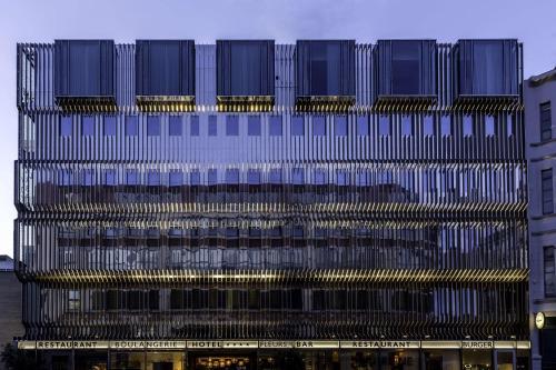 Hotel L'Arbre Voyageur - BW Premier Collection - LILLE - Hôtel - Lille