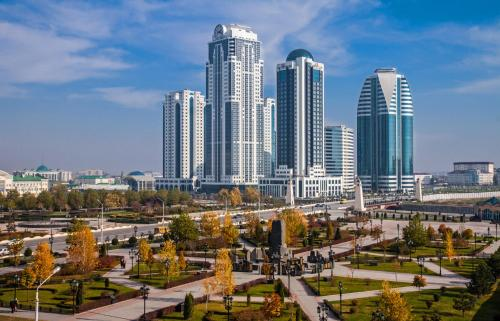 . Grozny City Hotel