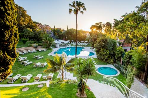 Olissippo Lapa Palace – The Leading Hotels of the World