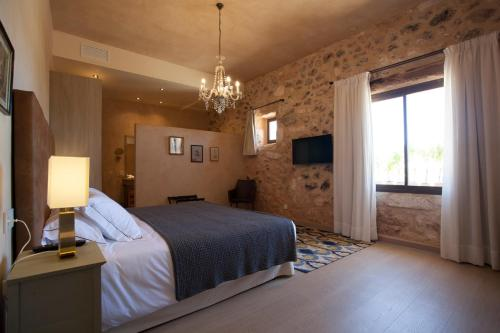 Habitación Doble Superior Finca Gomera - Luxury Country House - 8