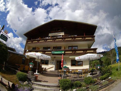 Alpenblick Schattwald - Hotel - Zöblen