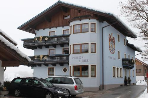 Pension Rieder - Accommodation - Leogang
